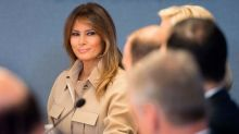 First Lady Melania Trump's Comments on Immigration