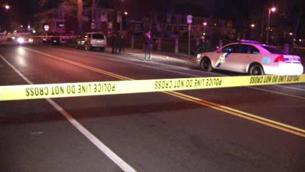Suspect shot after firing at police in West Philadelphia