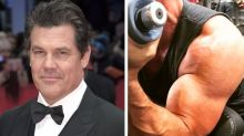 Josh Brolin beefing up for Cable in Deadpool 2