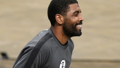 Kyrie bought a house for George Floyd's family