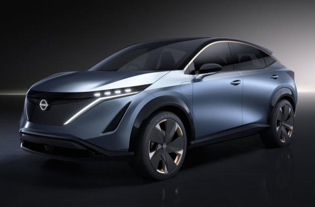 Nissan looks set to debut its Ariya EV in July