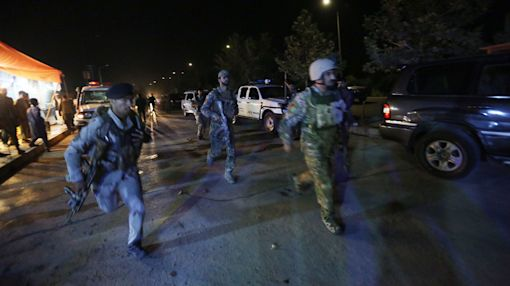 Attack on the American University of Afghanistan in Kabul