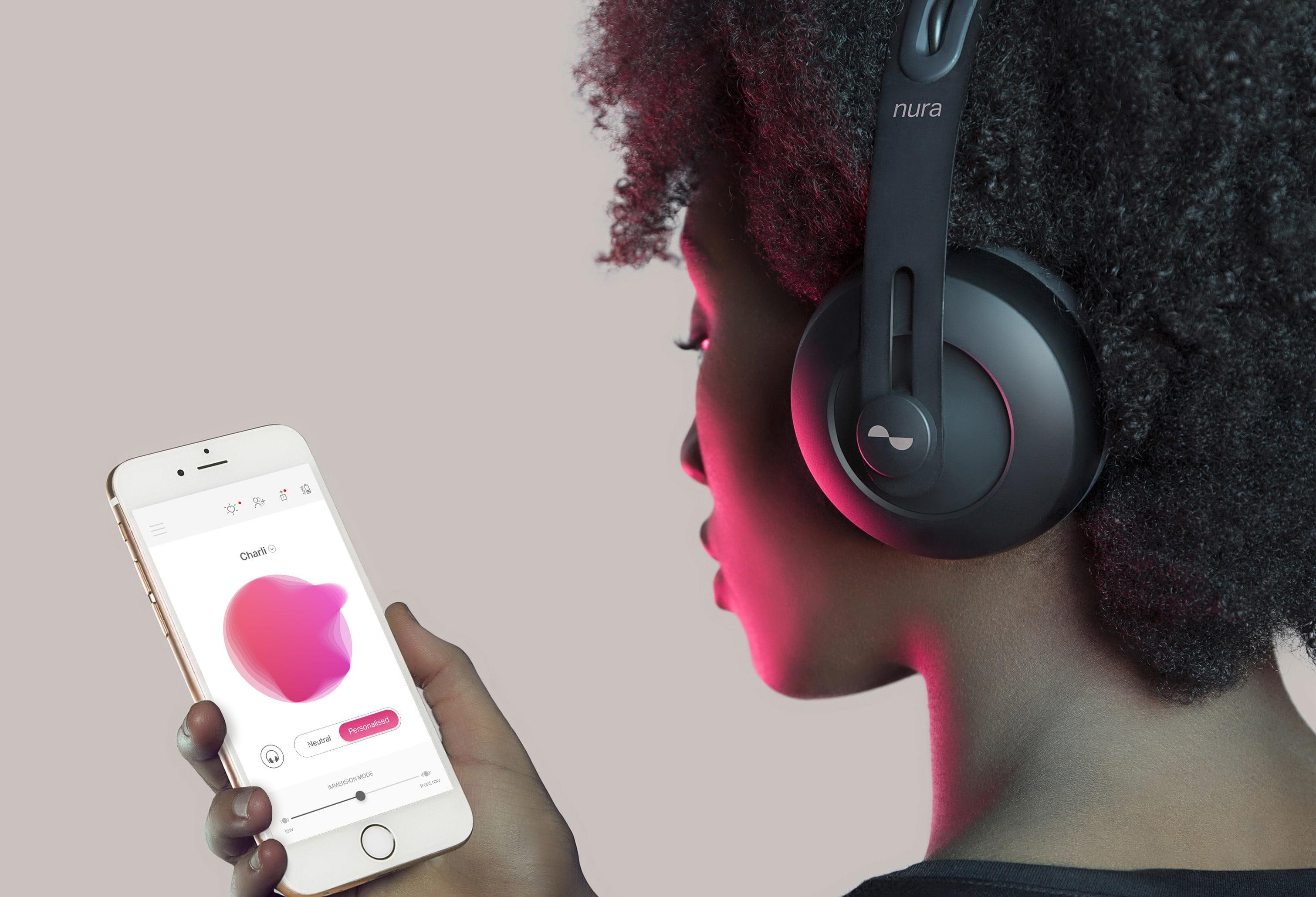 Forget fingerprints. These headphones can scan your ear canal for identification