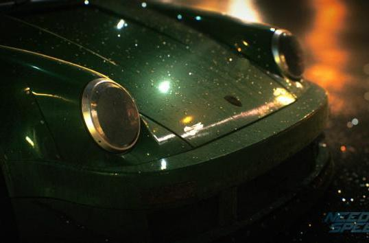 'Need for Speed' reboot rolls out this fall