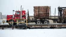 Resolute Tumbles 33% as Trucker Shortage Slows Operations