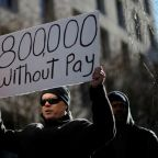 The US government owes federal workers almost $5 billion in back pay