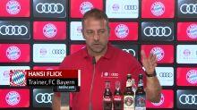 Hansi Flick erklärt Pavards Trainings-Verletzung
