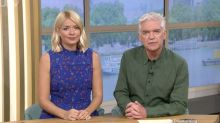 Holly Willoughby sends condolences to Steven Dymond's family and 'Jeremy Kyle Show' crew