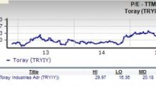 Toray Industries: TRYIY a Solid Stock for Value Investors?