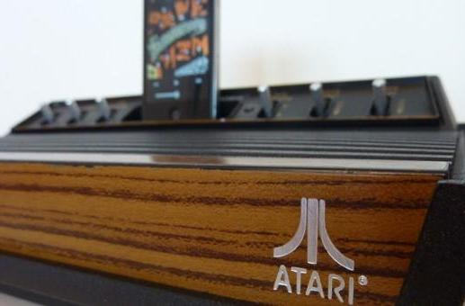 Crafter converts Atari 2600 systems into two-of-a-kind iOS speaker docks