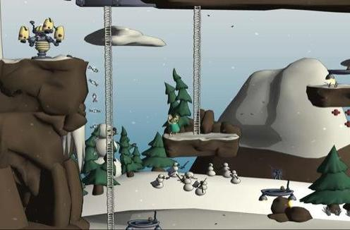 Steam copies of Cloning Clyde available this spring, Ancients of Ooga to follow
