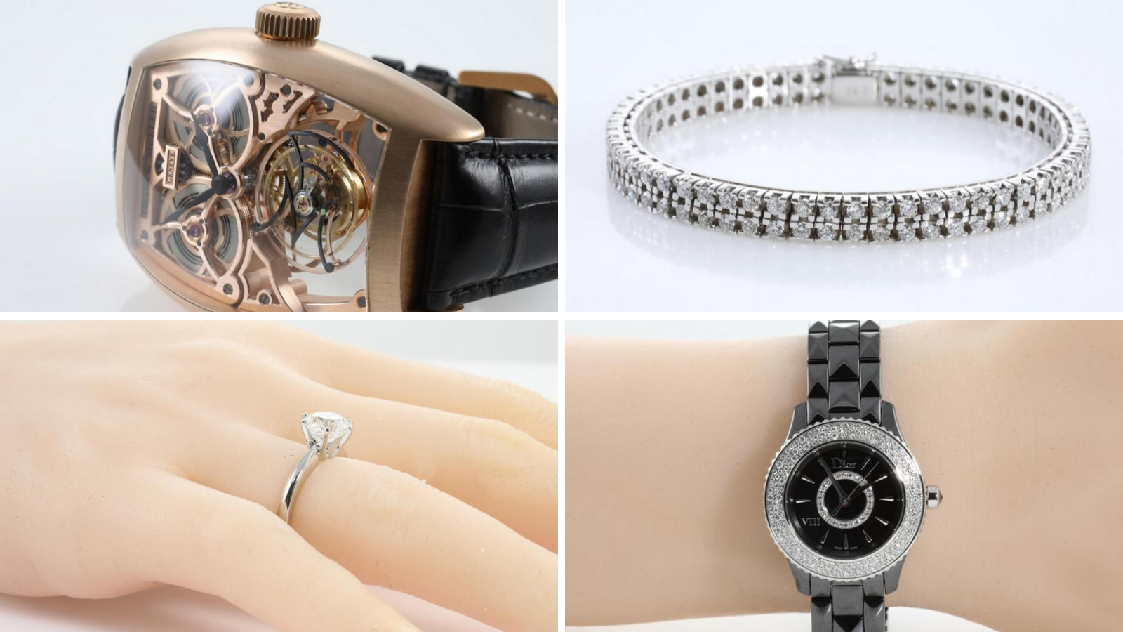 Rolex, Cartier: How stolen jewellery can be yours