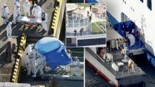 Two Australians among 10 passengers diagnosed with coronavirus on cruise