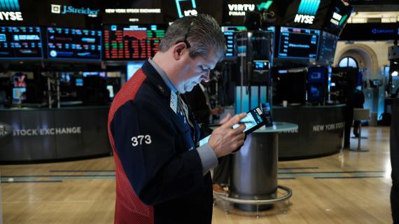 Stock futures open higher, extending September's selling reprieve