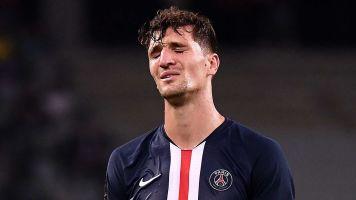 "PSG - Meunier confie sa ""tristesse"" de ne pas jouer contre l'Atalanta"