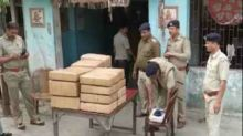 234 kgs of opium seized in 2020's largest drug raid