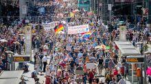 Corona-Newsblog Berlin: Corona-Leugner wollen erneut in Berlin demonstrieren