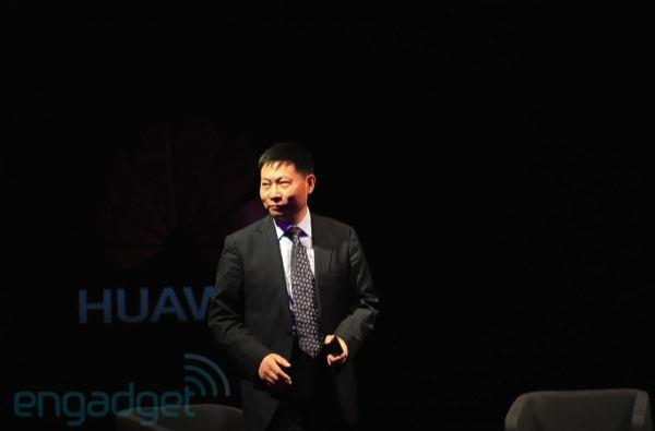 Engadget Interview: Richard Yu, Huawei chairman of devices