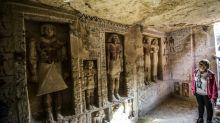 Tumba de 4.400 anos é descoberta em Saqqara, no Egito