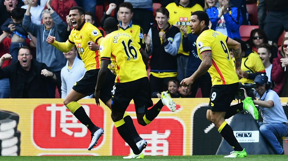 Watford 1 Swansea City 0: Capoue goal sinks struggling Swans