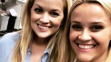 Reese Witherspoon tiene una 'doble', y esta vez no se trata de su hija Ava