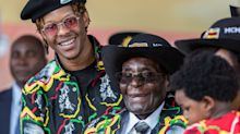 Robert Mugabe Jr accused of shoving pregnant waitress to floor causing miscarriage