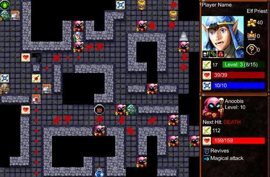 IGF winner Desktop Dungeons gets a facelift, up for pre-order on PC and Mac