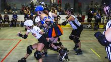 Women's roller derby has the best COVID-19 plan in sports, and it's not close