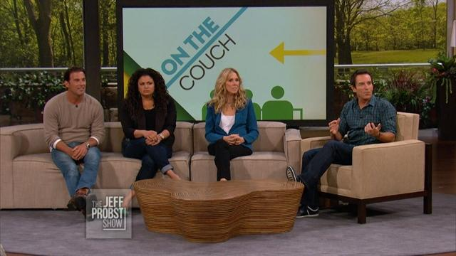 Tackling Open Relationships During 'On the Couch'