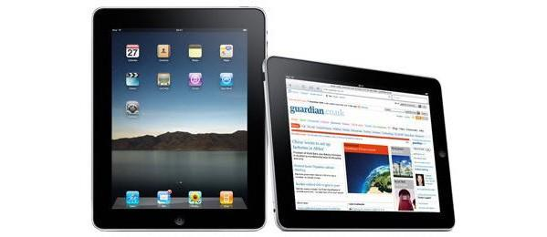 Apple sells two million iPads, international launch likely the main culprit