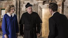 Mark Williams explains how Father Brown is different from Sherlock