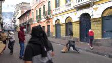 Cinco muertos en una semana de protestas en Ecuador