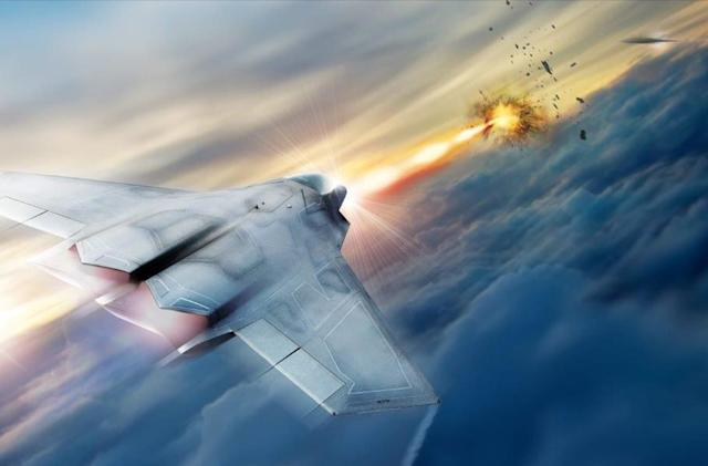 US Air Force successfully shoots down multiple missiles with a laser