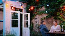 7 of the best outdoor lights to illuminate your garden or balcony
