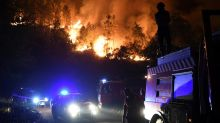 Main forest fires in Portugal under control