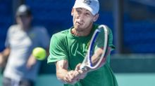 John Millman upset at ATP's New York Open