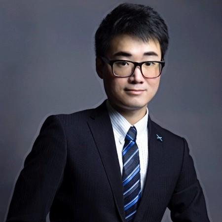 FILE PHOTO: Simon Cheng, a staff member of Britain's consulate in Hong Kong, who was reported missing by local media after visiting the neighbouring mainland city of Shenzhen, is seen in an unknown location