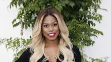 Laverne Cox Says She Washes Her Face with Baby Shampoo