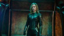 'Captain Marvel' soars past $1 billion at the box office