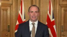Boris Johnson Is 'A Fighter' Who Will 'Pull Through' In Coronavirus Fight, Says Dominic Raab