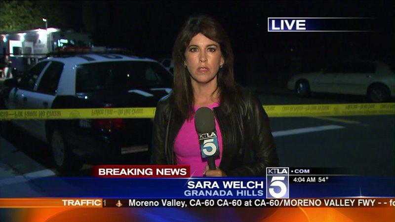Man Killed in Officer-Involved Shooting in Granada Hills, Police Say