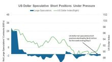 Dollar Bears Under Pressure as Short Squeeze Continues