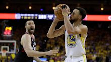 Stephen Curry has performance for the ages, it doesn't matter one bit, yet Warriors feel fine