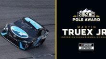 Martin Truex Jr. lands Busch Pole Award for Sunday's Dover race