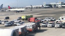 Two health scares at U.S. airports tied to Mecca pilgrims: U.S. officials