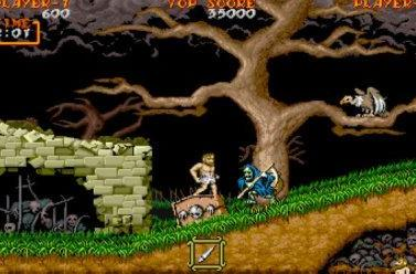 Super Ghouls N' Ghosts to spook XBLA?