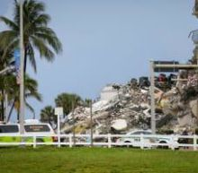 Miami-Dade officials say they've heard 'banging' but no voices from rubble of condo tower, 99 people still missing