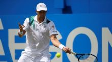 Muller scythes past Querrey at Queen's, Cilic next