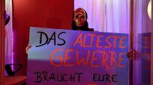 Hamburg sex workers demand Germany's brothels reopen