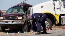 Trece personas mueren en choque en California, EEUU; 10 eran mexicanos